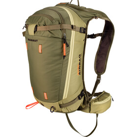 Mammut Light Protection Airbag 3.0 Selkäreppu 30l, boa-iguana
